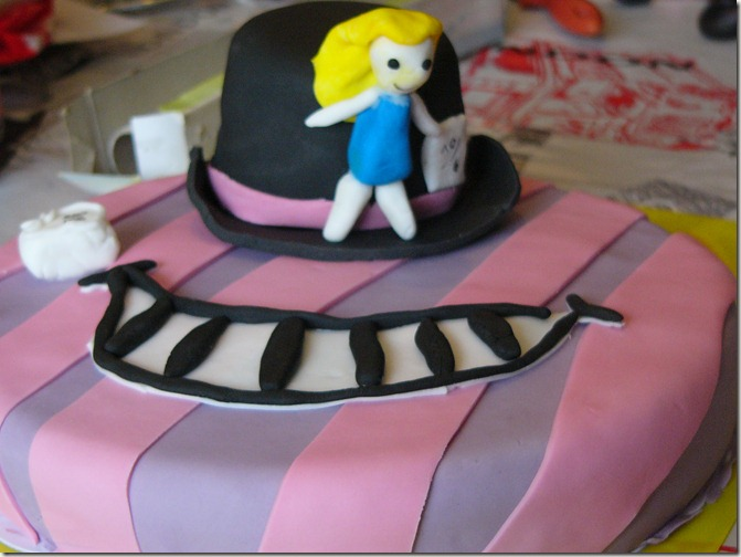 Happy birthday Ninie fée des merveilles