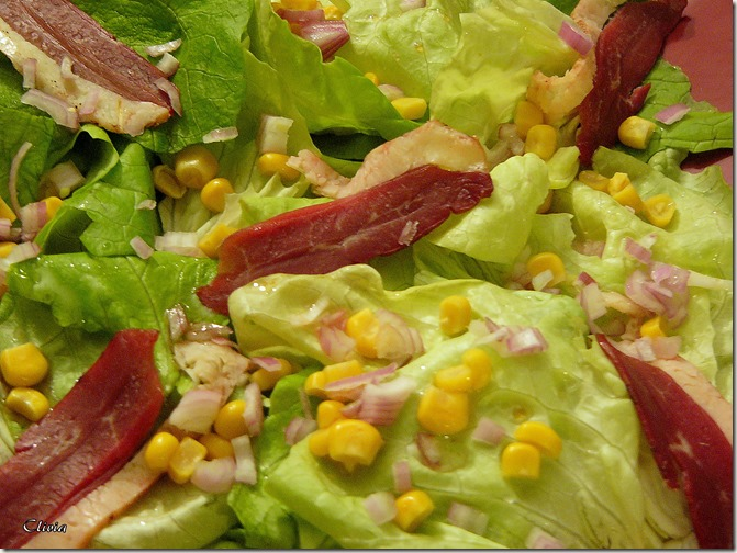 salade magrets