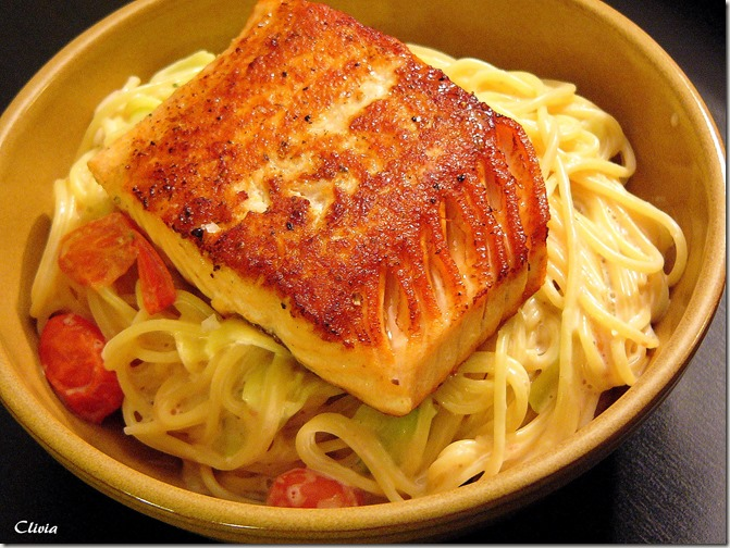 pates saumon