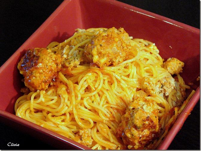 spaghet boulette voeau