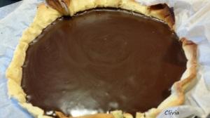 tarte choco