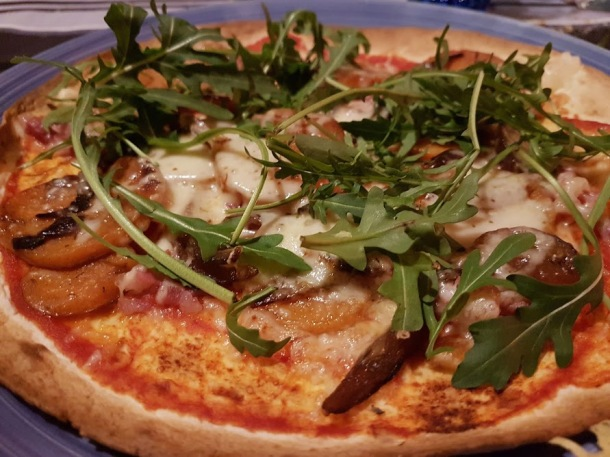 pizza rapide
